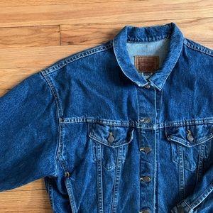 Levi's Vintage 80's Denim Jacket
